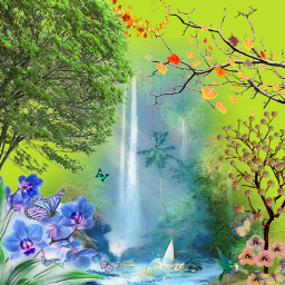 nature freetoedit tree