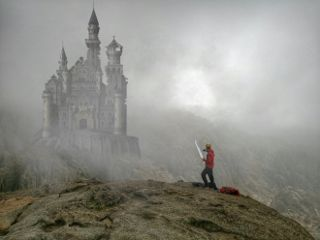 fogremix freetoedit fog castle crown