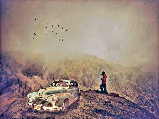 fogremix freetoedit twilight car figure