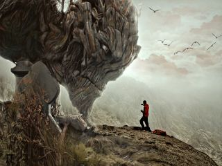 freetoedit monster monstercalls tree movie
