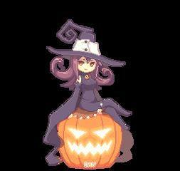 blair bruja halloween soul eater freetoedit