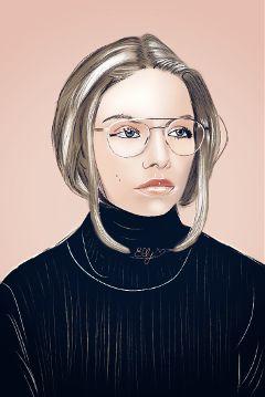 freetoedit painting mydraw illustration girl