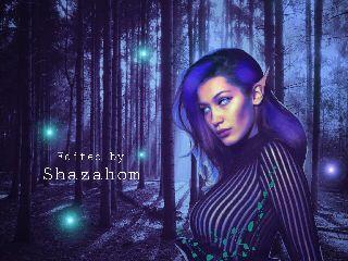 darkelf shazahom1 forest freetoedit