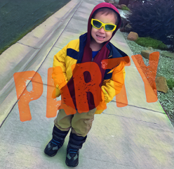 partystickerremix freetoedit party glasses cooldude