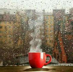 freetoedit coffee hot rain morning