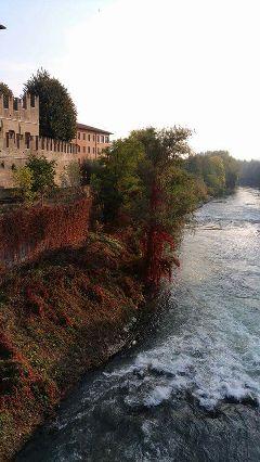 castle river color