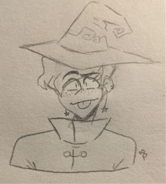 andysart princeofdaxam halloween costume doodle