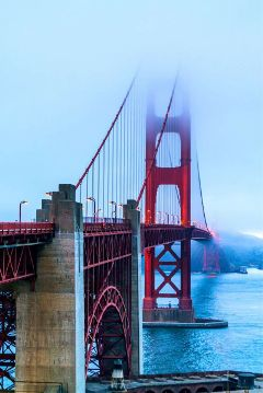 freetoedit beauty goldengatebridge travel fog
