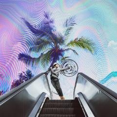 escalatorremix freetoedit remixit daylyremix stairs ftestickers