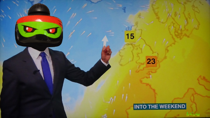 photography television weatherman forecast meteorological