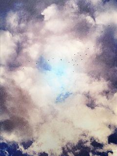 beautyinnature cloudscape natureportrait breathtaking iphone7plus