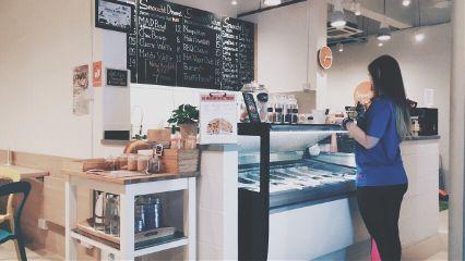 photography cafe vegancafe