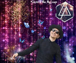 chesterbennington linkinpark chesterbe onemorelight magic freetoedit