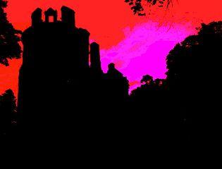 freetoedit scottish castle