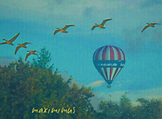 balloon nature emotions colorful photography