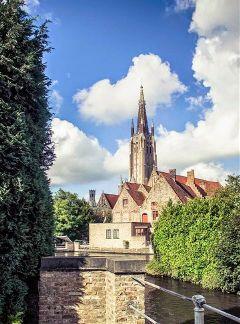freetoedit belgium oldcity brugge