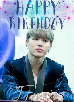 birthday jimin happybirthdayjimin bts btsarmy freetoedit