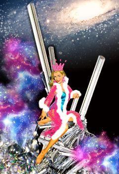 queen picsart galaxy shoutout fte freetoedit