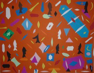 art artist contemporaryart collage collagist