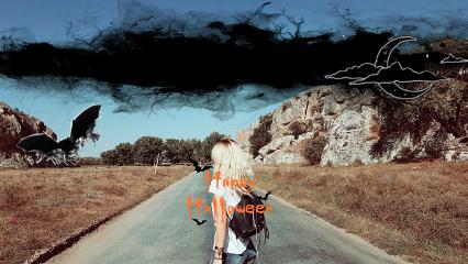 freetoedit dailyremix happyhalloween spooky girl