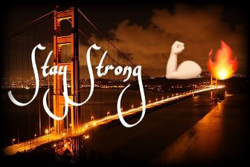 wildfire staystrong california staypositive