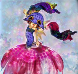 freetoedit dailystickerremix fairy pixie makebelieve