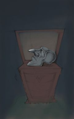 sketch caricature digital drawing mimics