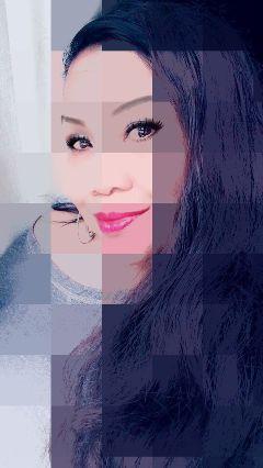 pixelizeeffect freetoedit me selfie madewithpicsart