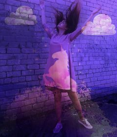 pinkdressremix freetoedit yesi_502 madewithpicsart unicorn