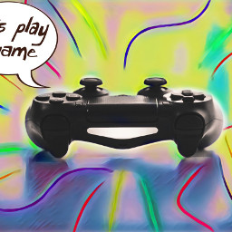 freetoedit controler ps4 games colorful