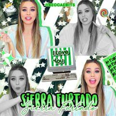sierrafurtado youtubers green verde edit