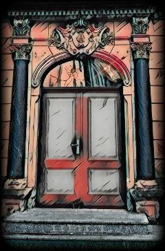 gates welcometohell helldoors oldhouse spooky
