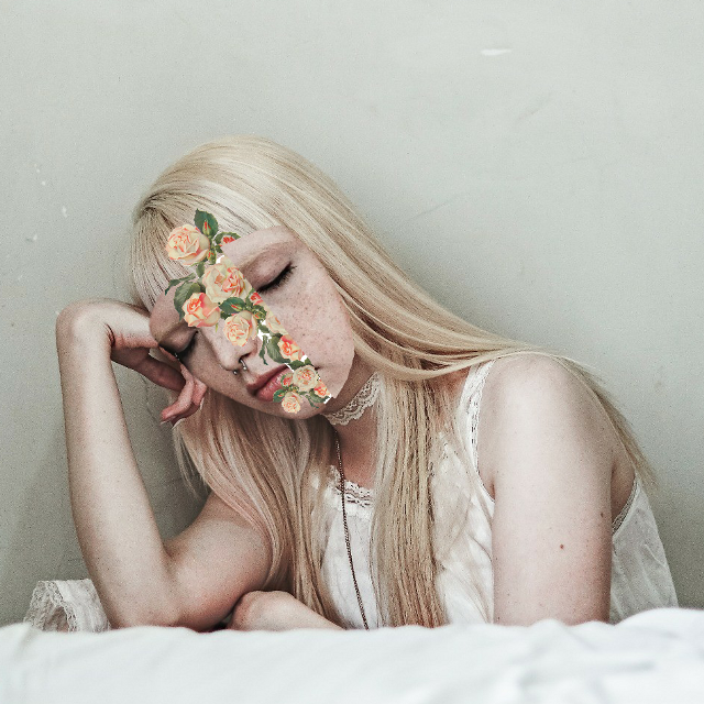 #flower #nature #plant #face #girl #person #human #portrait #people #model #selectiontool #selection @pa @freetoedit #interesting #art #digitalart #photoedit #edit #myedit #photography