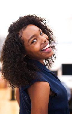 freetoedit girl people smile curly