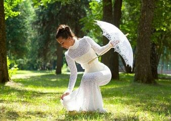 girl dress white beautiful wonderful
