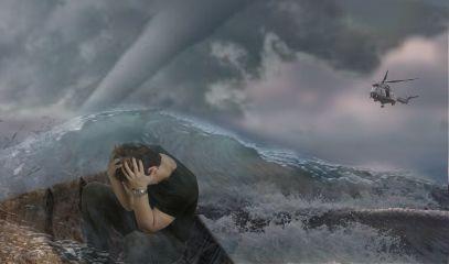 freetoedit storm rescue rowboatremix