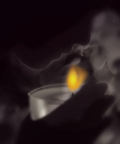 freetoedit candle flame lightindarkness
