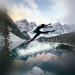 freetoedit levitation ballerina ballet dance
