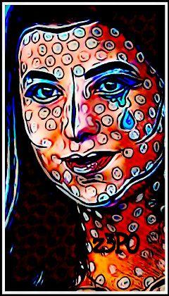 z3po photo comic face freetoedit