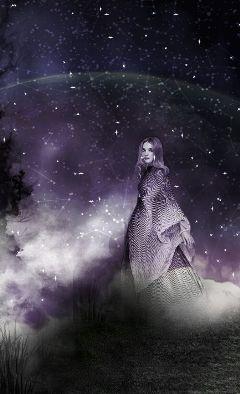 freetoedit dreamy night stars