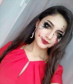 halloween halloweenmakeup scary horror dpcscaryselfie