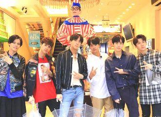 vixx 超特急 k-pop 韓国 japan