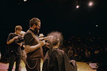 reuzeljp barber schorem thetempleofgroomtour filmisnotdead