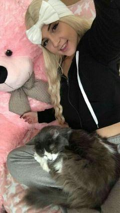 bambidoll selfie pastel pink feelincoot freetoedit