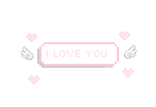 Tumblr Cute Love Pixel Angel Freetoedit Wings Aesthetic