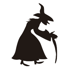 witchstickers freetoedit