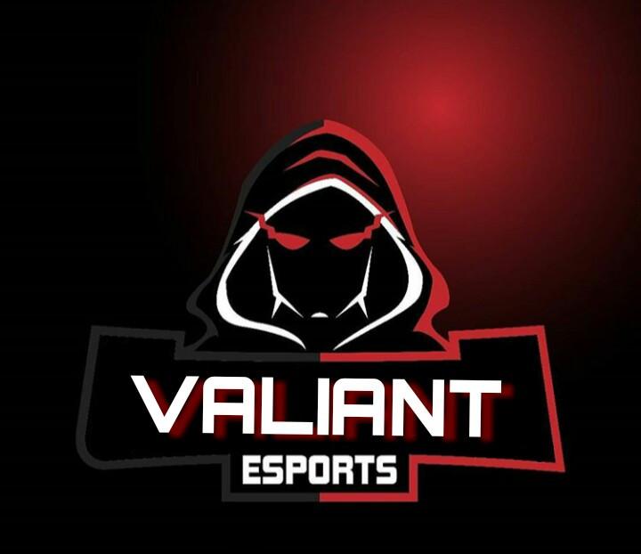 Valiant esport! #sport #logo #esportlogo #picsart #blackandwhite