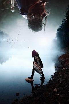 freetoedit woman girl surrealism surreal
