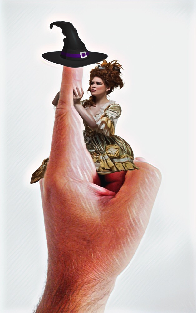 #freetoedit #witch #tiny #hand