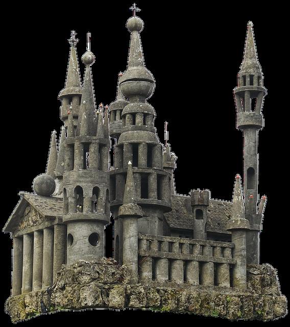#castle #arquitecture #fantasy